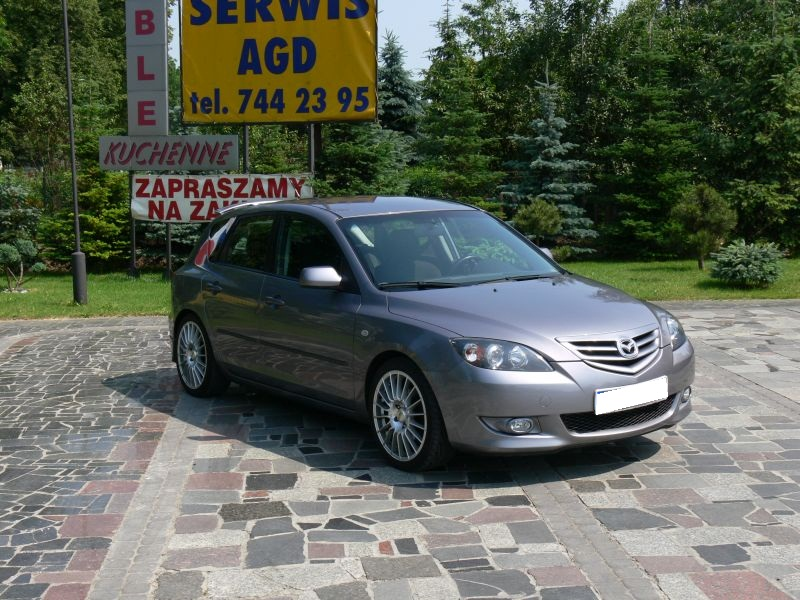 Przeglądasz: Mazda 3  1.6  16V  2004 r.