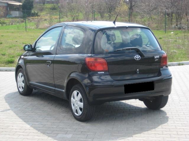 Przeglądasz: Toyota Yaris 1.4 D-4D 2004 r.