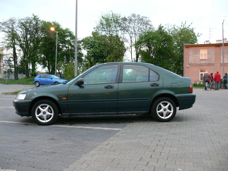 Przeglądasz: Honda Civic Vtec 1999 r.