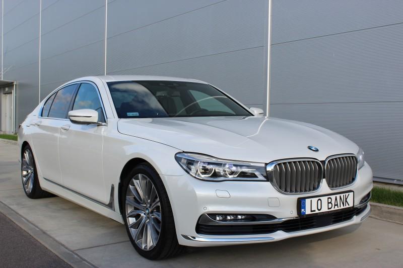 Przeglądasz: BMW 740d X-Drive 2016r. 23% VAT
